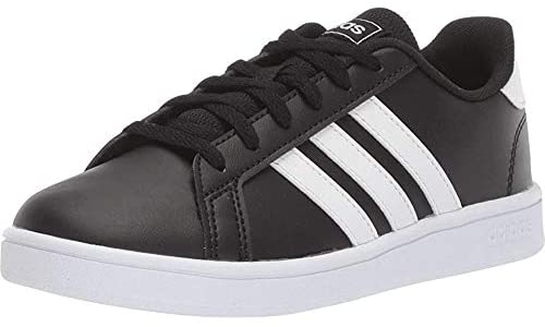 adidas Kids' Grand Court Wide Tennis Shoe Antioch, California