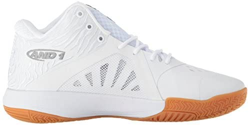 AND 1 Men's Attack Mid Basketball Shoe Fargo, North Dakota