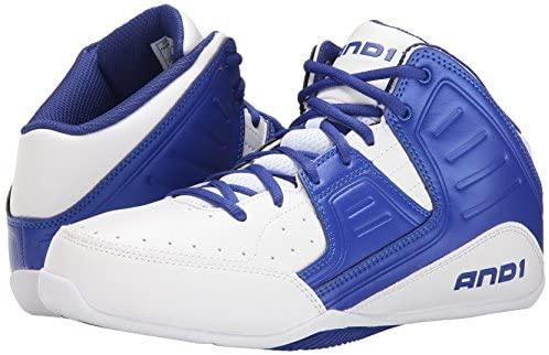 AND 1 Men's Rocket 4.0 Basketball Shoe Garden Grove, California