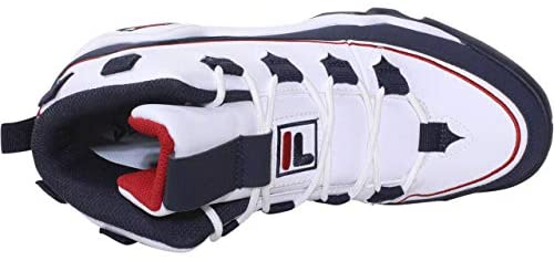 Fila Grant-Hill-1-Offset Sneakers Men's High Top Basketball Shoes Charlotte, North Carolina