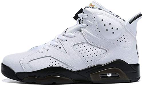 Men's 6 Retro OG Casual Classic Fearless Breathable High-top Shock Absorption Training Wear-Resistant Sneakers Basketball Shoes Savannah, Georgia