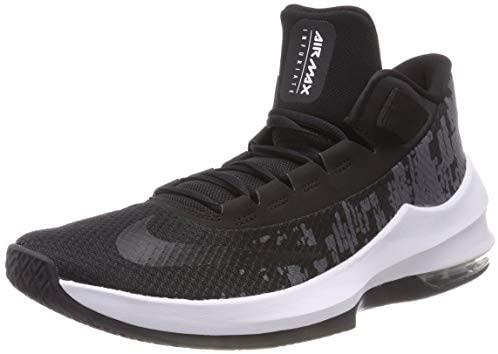 Nike Men's Air Max Infuriate 2 Mid Basketball Sneaker Hartford, Connecticut