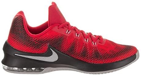 Nike Men's Air Max Infuriate Low Basketball Shoe Charlotte, North Carolina