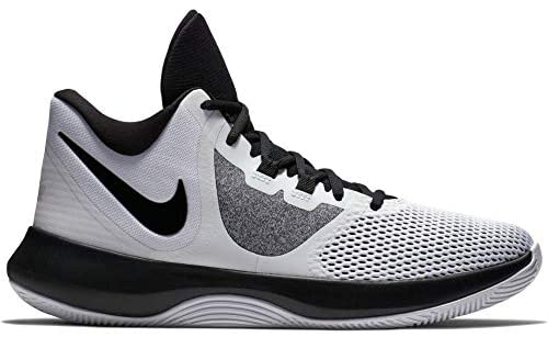 Nike Men's Air Precision II Basketball White/Black 11.5 Savannah, Georgia