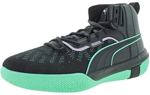 PUMA Mens Legacy Dark Mode Basketball Casual Shoes, Pompano Beach, Florida