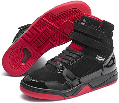 PUMA Mens Palace Guard Mid Red Carpet Casual Sneakers, St. Louis, Missouri