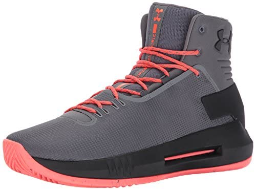 Under Armour Boys' Grade School Mid K Basketball Shoe Burbank, California