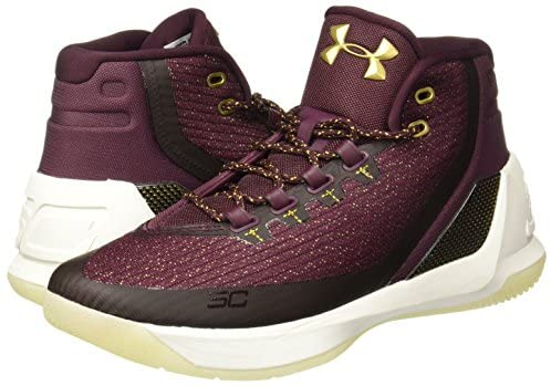 Under Armour Men's Curry 3 Basketball Shoe Santa Rosa, California