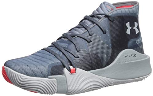 Under Armour Men's Spawn Mid Basketball Shoe Tacoma, Washington