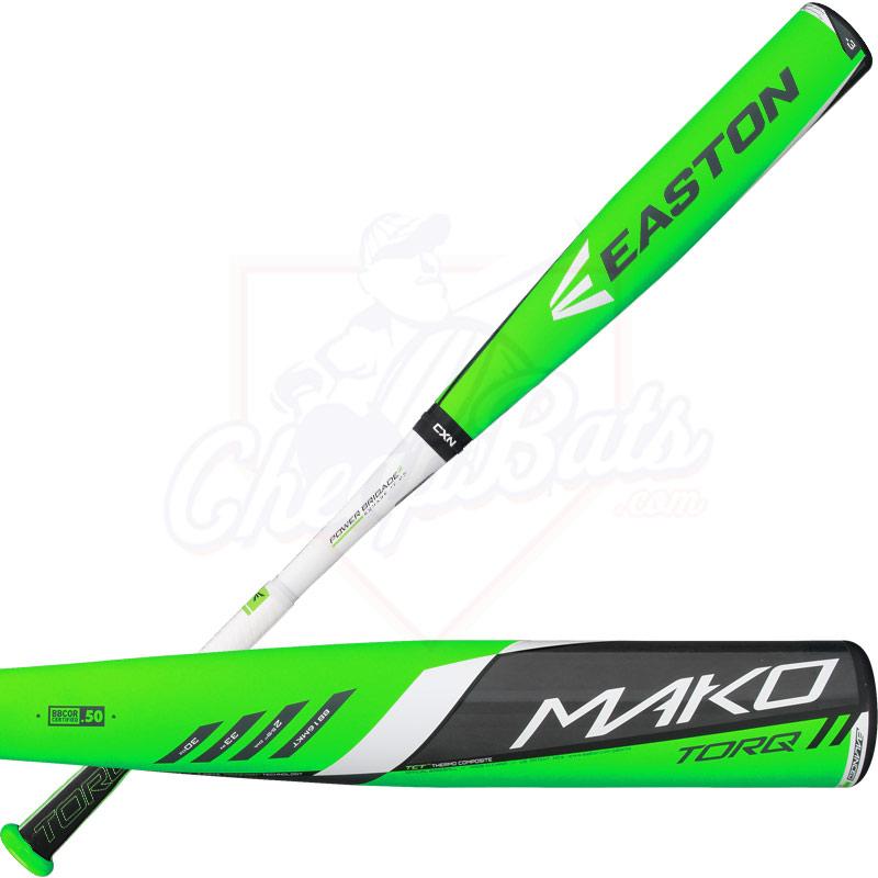 Custom Green Easton Mako Stick