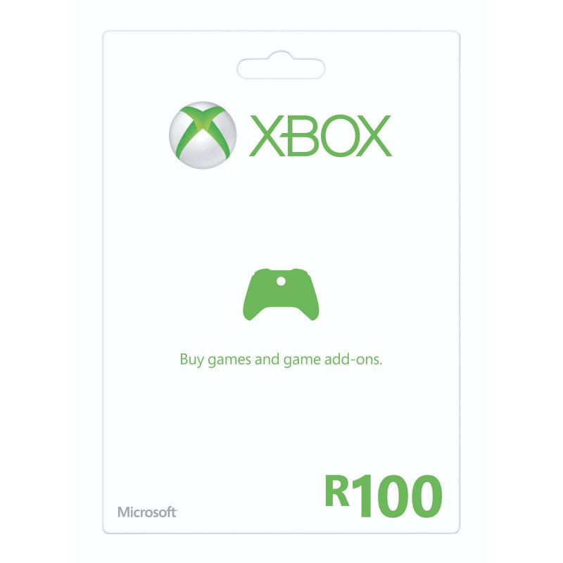 R100 Xbox Live Gift Card Cheapcodes