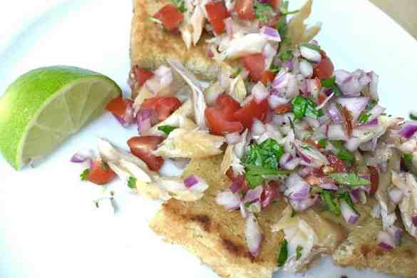 mackerel salsa