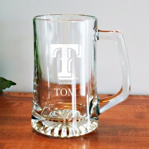 Texas Rangers 25oz. Personalized Sport Mug