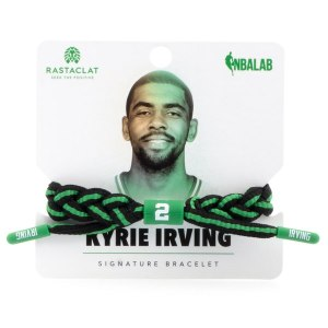 Boston Celtics Kyrie Irving Rastaclat 2018-19 Player Bracelet