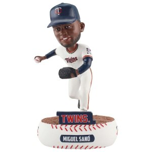 Minnesota Twins Miguel Sano Player Baller Bobble cheap Discount Minnesota Twins jersey
