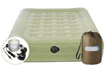 Aero Bed Active Raised 4 6 Double Airbed Double Airbeds
