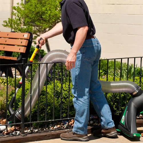 Leaf Blower Or Vacuum