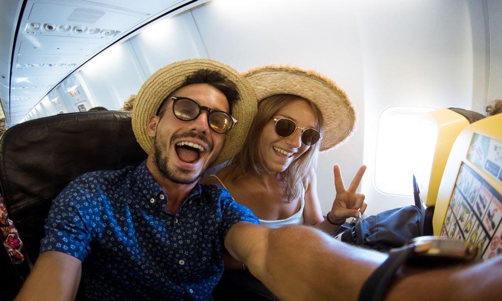 cheap first class flights for honeymoons