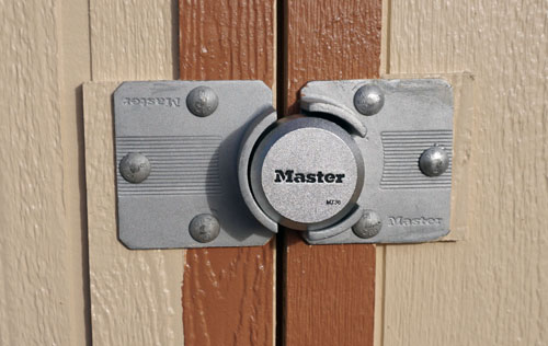 Faq How Can I Make My Shed Door More Secure