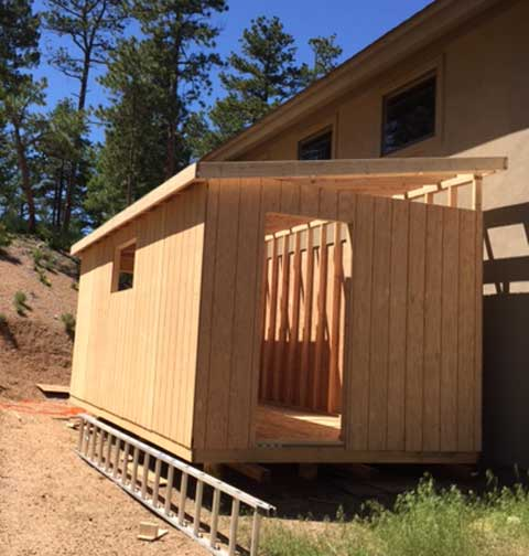 Lean To Single Sloped Style Shed s