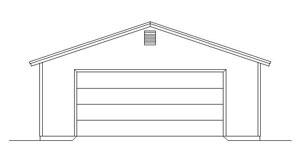24x24-2-car-garage-gable-end-door-300
