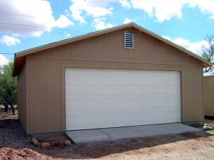 24×24 Two (2) Car Garage Plans Blueprints, Free Materials