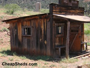 """See My """"Old & Interesting Sheds, Etc."""" Photo Gallery"""