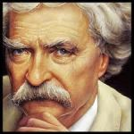 Mark Twain inspirational quote
