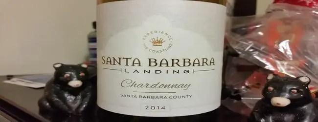 Santa Barbara Landing Chardonnay 2014