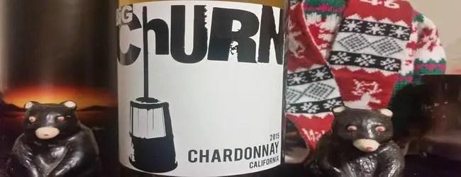 Big Churn Chardonnay 2015