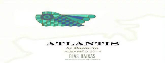 Atlantis Albariño 2016