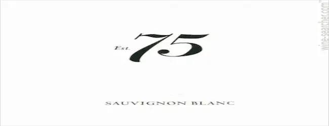 Seventy Five Wine Company Sauvignon Blanc 2015