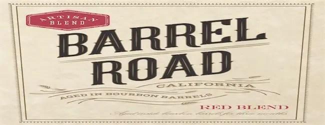 Barrel Road Bourbon Barrel Red Blend 2015