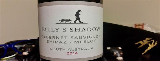 Billy's Shadow Cabernet Sauvignon Shiraz Merlot 2014