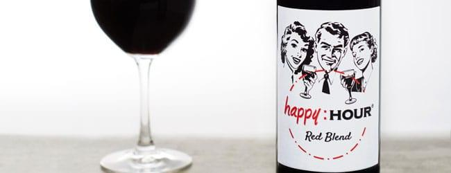 Happy : Hour Red Blend 2016