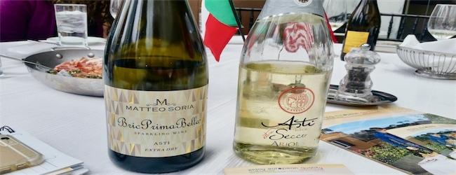 Sparkling Wines of Asti