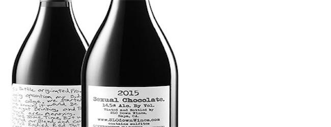 The Perfect Valentine's Day Wine-Sexual Chocolate 2015