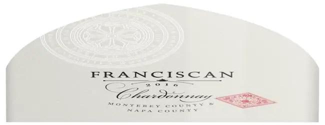 Franciscan Napa & Monterey Chardonnay 2017