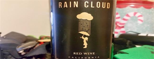 Rain Cloud Red Blend 2016 (Trader Joe's)