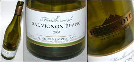 Brancott Sauvignon Blanc