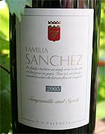 Familia Sanchez Tepranillo