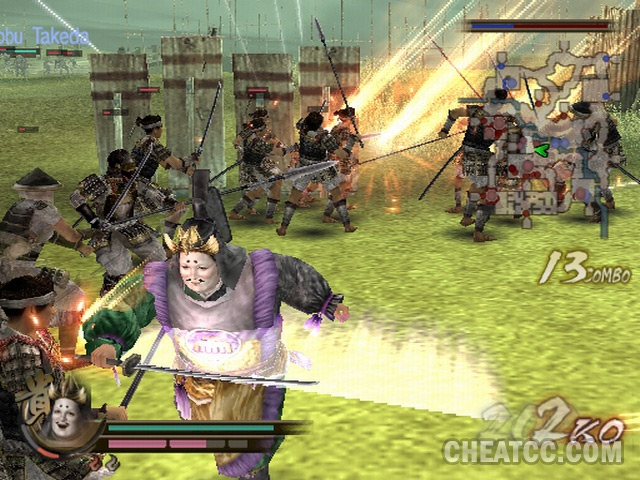 Samurai Warriors 2 Xtreme Legends Review For PlayStation
