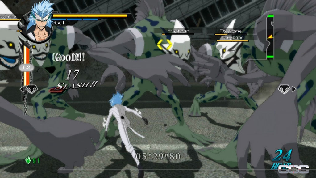Bleach Soul Resurreccin Review For PlayStation 3 PS3 Cheat Code Central