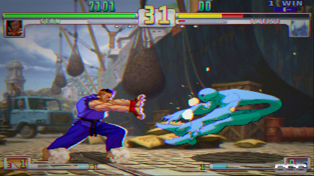 Street Fighter III Third Strike Online Edition Review For PlayStation 3 PS3 Cheat Code Central