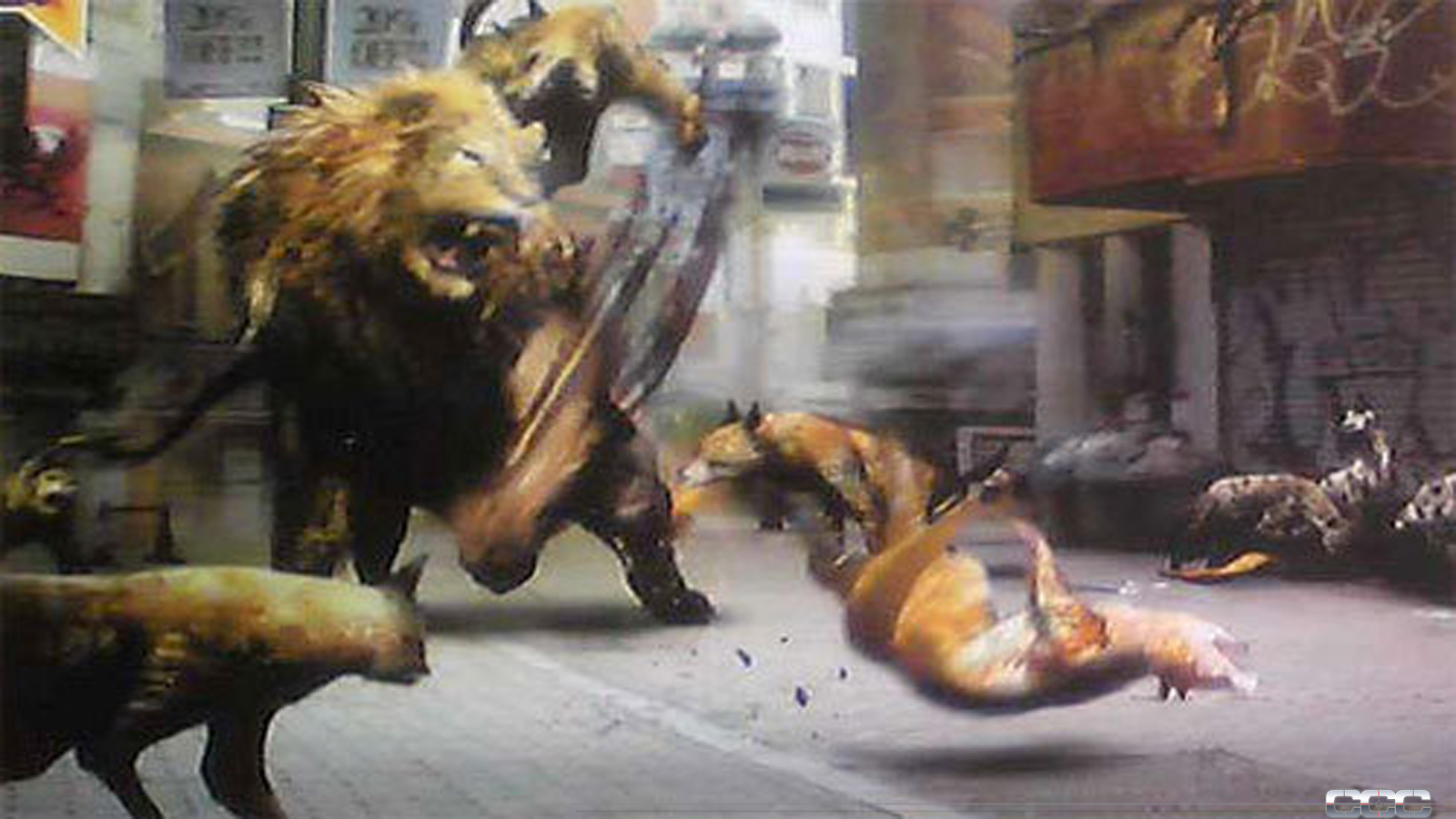 Tokyo Jungle Review For PlayStation 3 PS3 Cheat Code Central