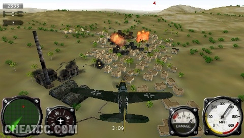 Air Conflicts Aces Of World War II Review For PlayStation
