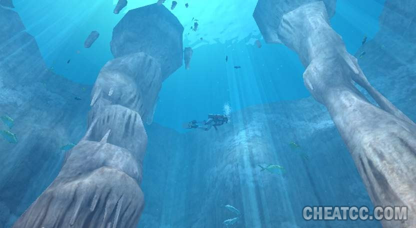 Endless Ocean Review For The Nintendo Wii