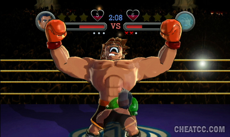 Punch Out Review For Nintendo Wii