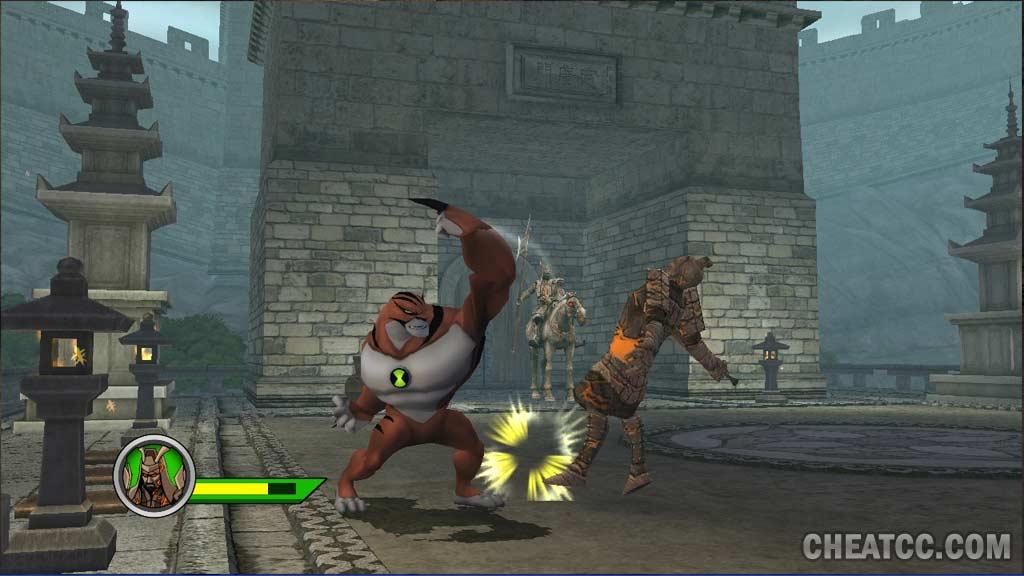 Ben 10 Ultimate Alien Cosmic Destruction Review For Xbox 360