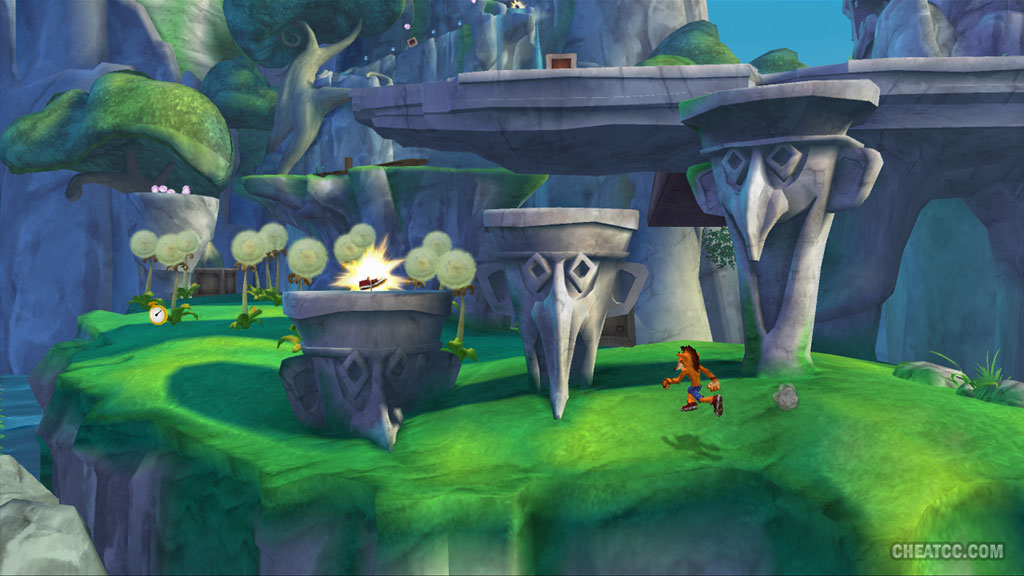 Crash Bandicoot Mind Over Mutant Preview For Xbox 360 X360